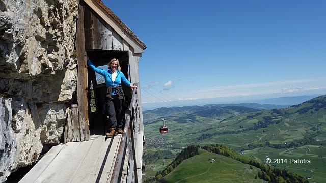 Appenzellerland Wildkirchli