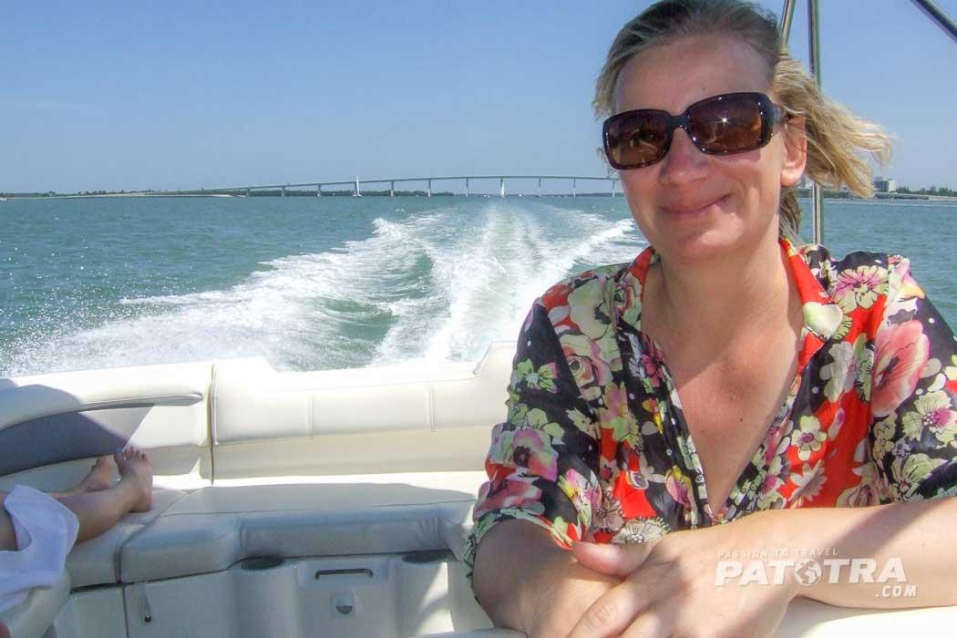 Bootsausflug Florida