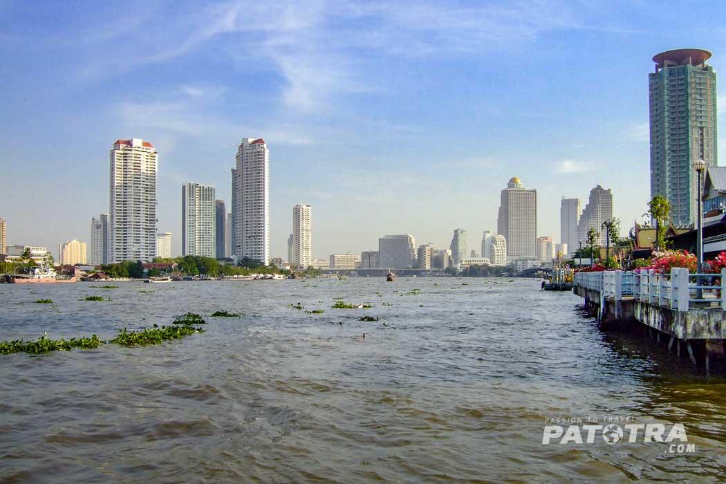 Chao Praya Fluss