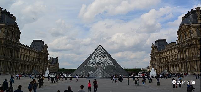 Pyramide Paris