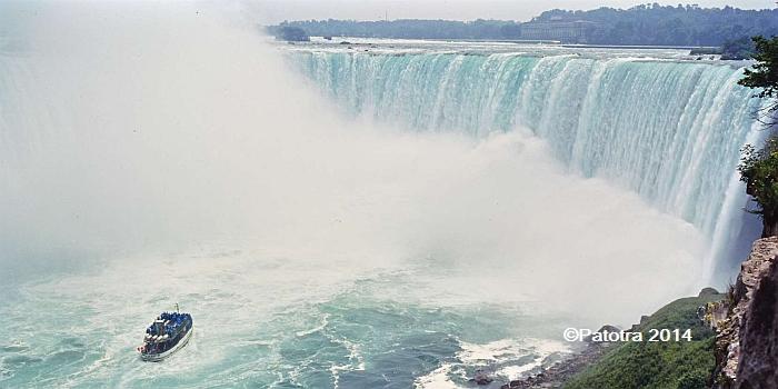 Niagara Hochzeitsreise