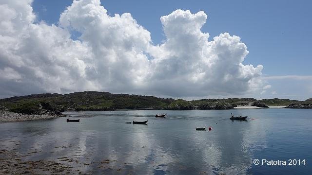 Inishbofin Bucht