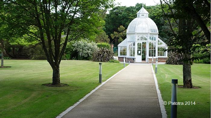 Malahide Castle Botanic Garden
