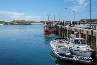 New Pier Inishbofin