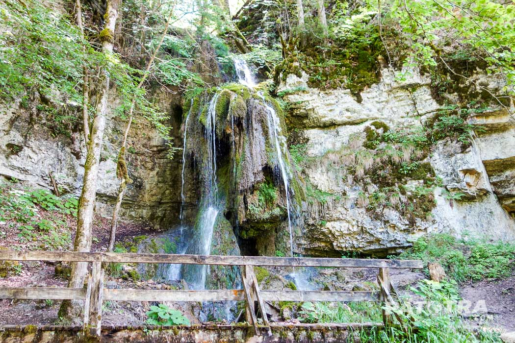 Wutachschlucht Wasserfall