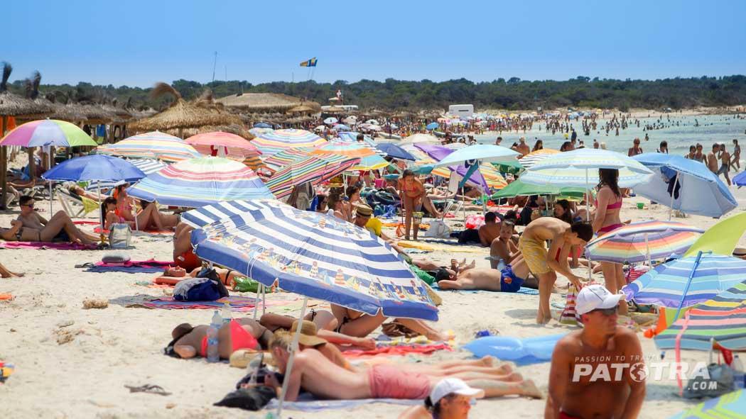 Playa d`Es Trenc