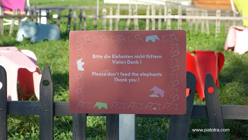 Eames Elefanten