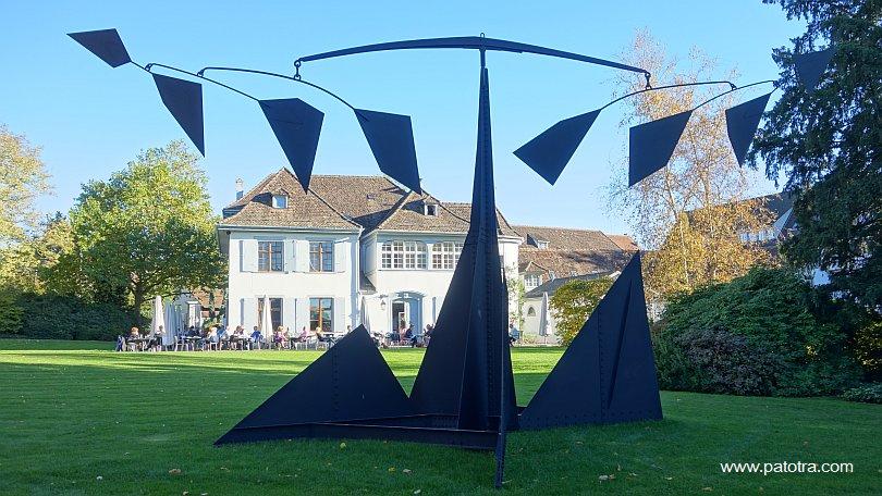 Garten Fondation Beyeler