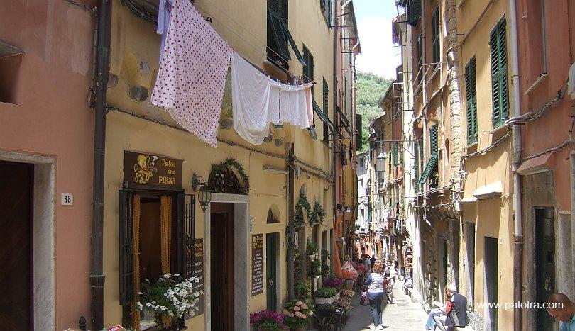 Gasse Italien