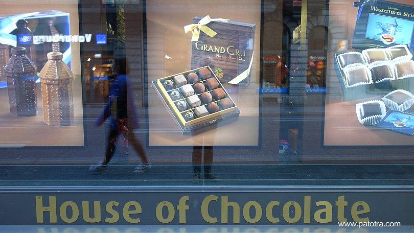 Haus der Schokolade