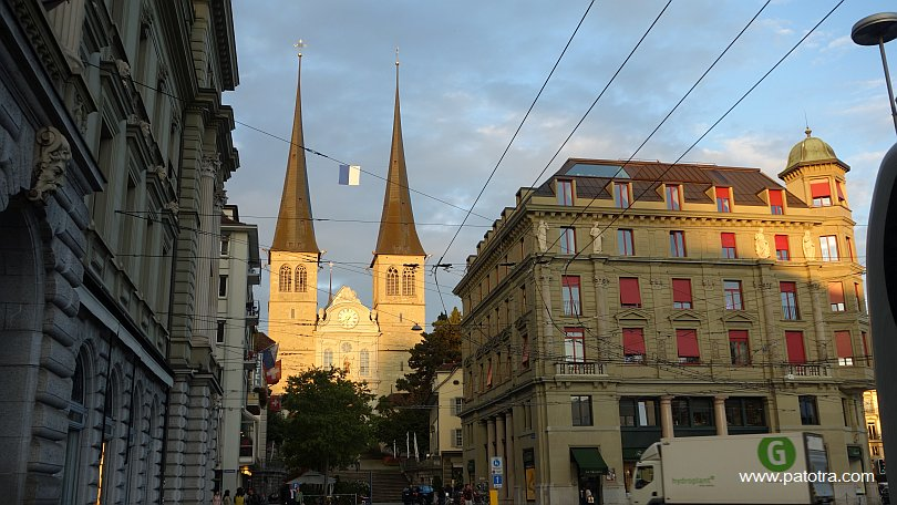 Hofkirche St.Leongard