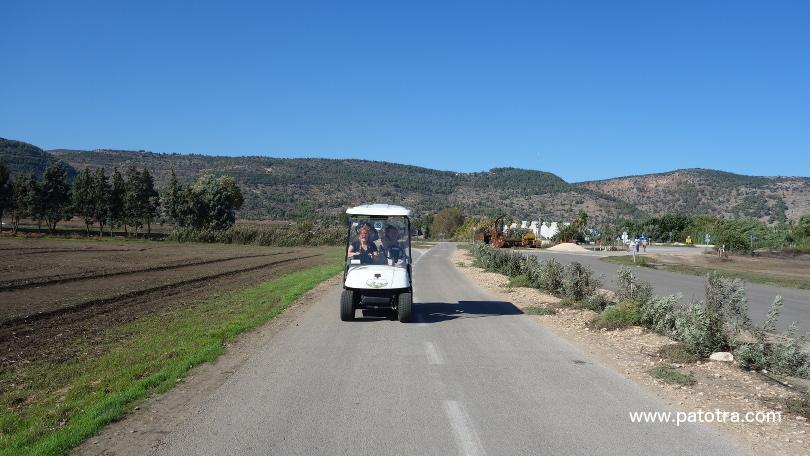 Agmon Hula Fahrzeug