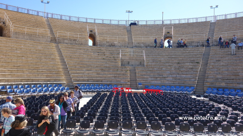 Caesarea Amphitheater