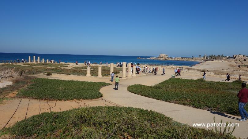 Caesarea view