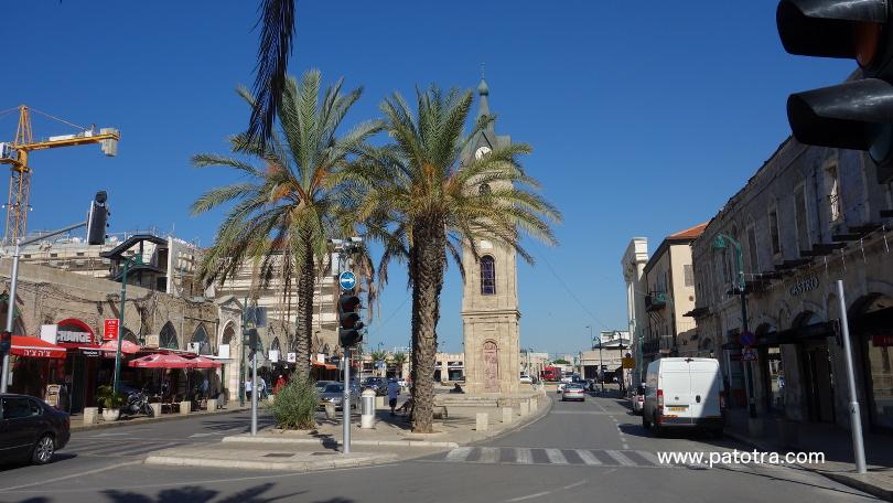 Uhrenturm Jaffa