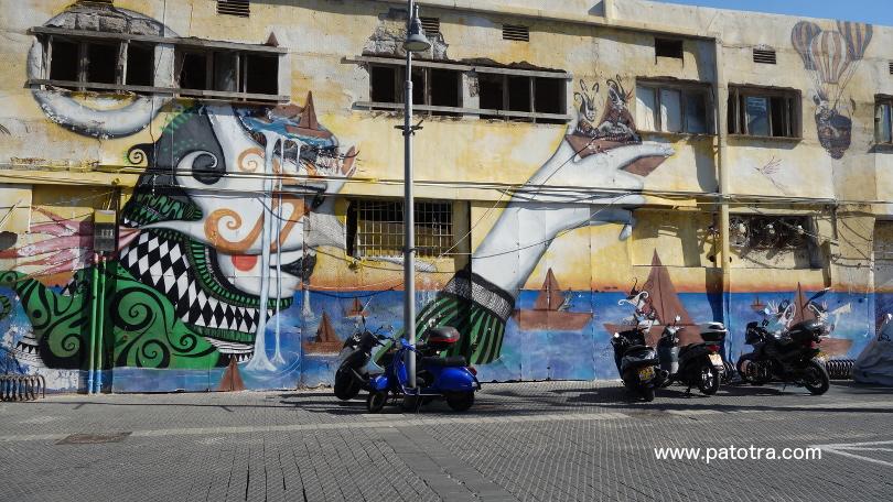 Street Art- Jaffa