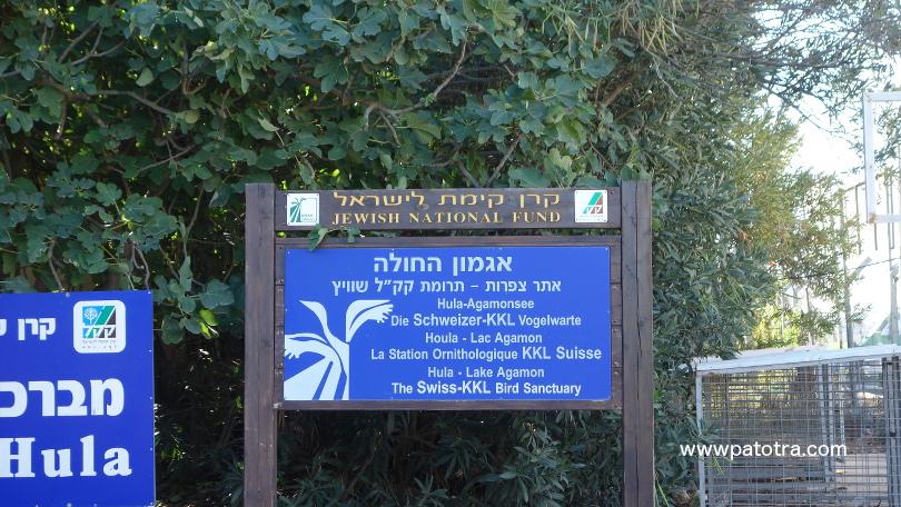 KKL Vogelwarte Israel