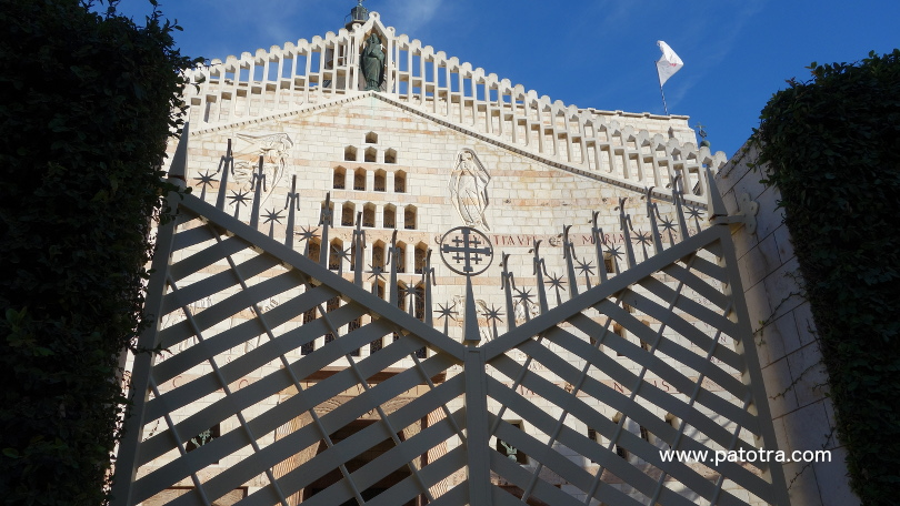 Nazareth Verkündigungskirche