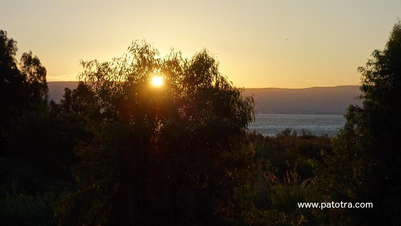 See Genezareth Morgen