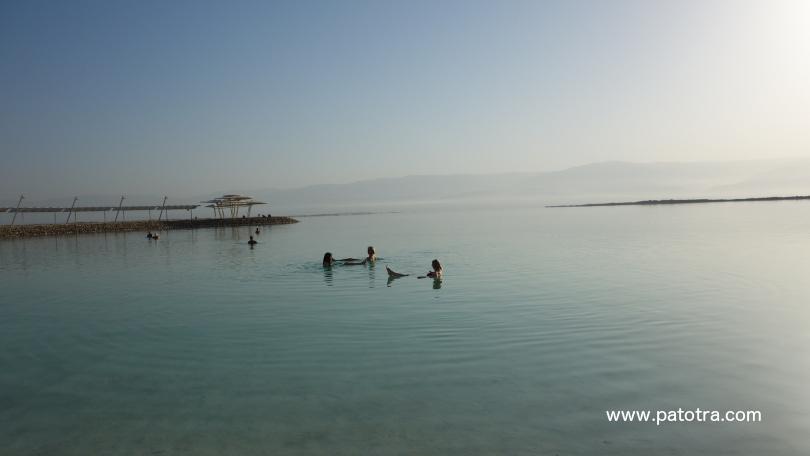 Baden Totes Meer