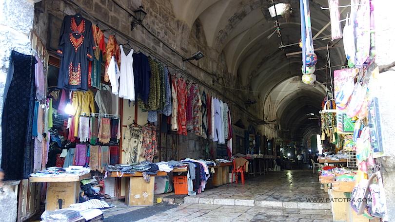 Jerusalem arabisches Viertel