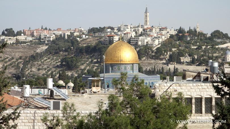 Moschee Jerusalem
