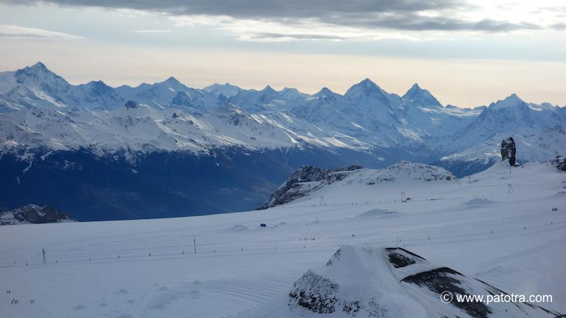 Glacier 3000:1