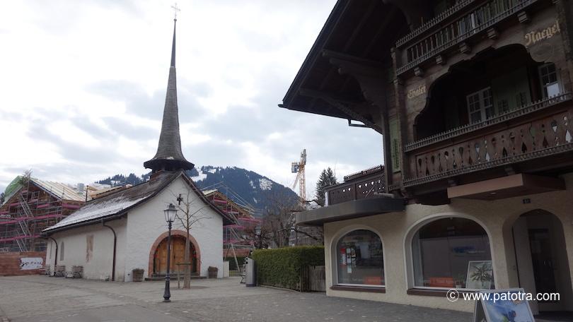 Kirche Gstaad