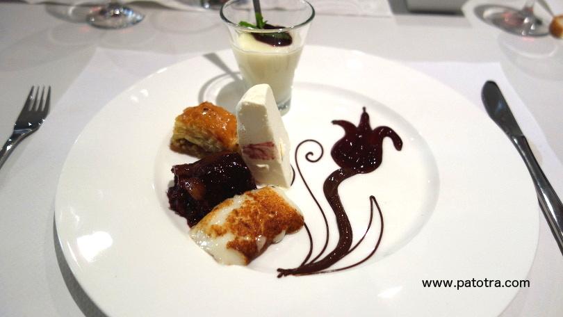 Tuerkisches Dessert
