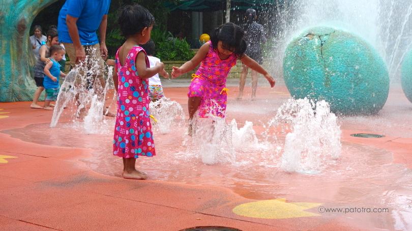 Singapur Kinder