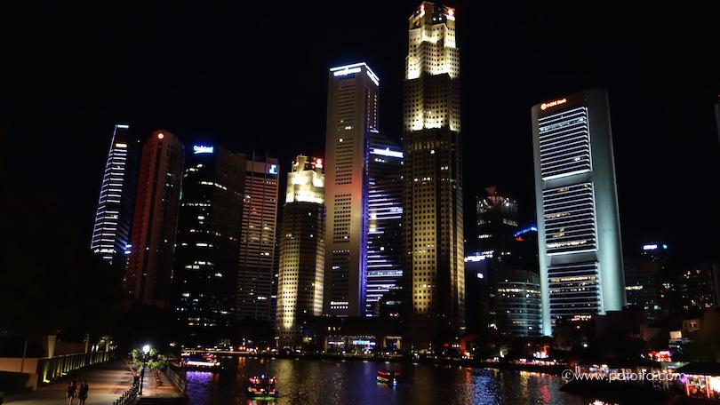 Skyline Financial District