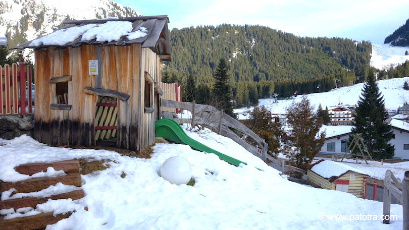Spielplatz Hotel Kaiserhof