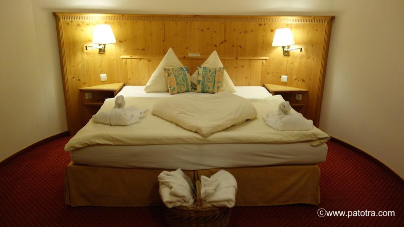 Zimmer Hotel Kaiserhof