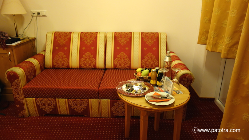 Zimmer2 Hotel Kaiserhof