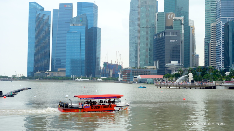 Ducktour Singapore