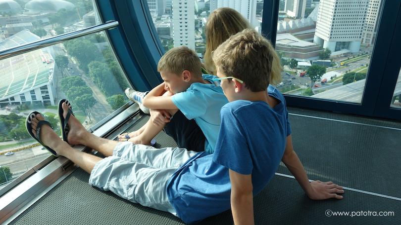 Singapore Flyer Kids