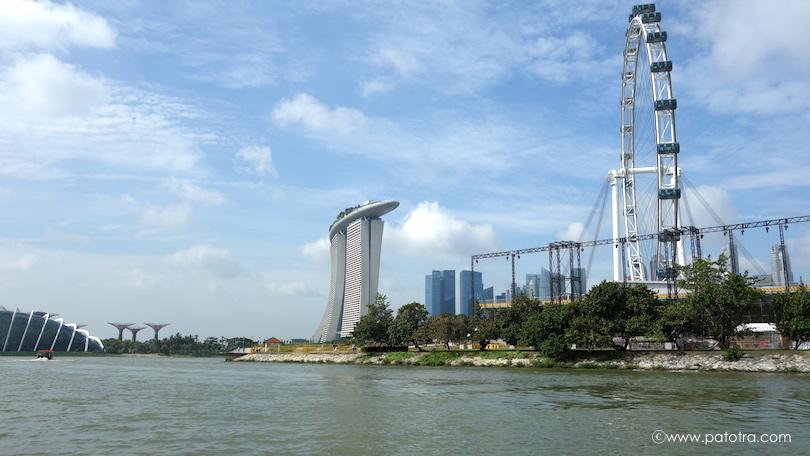 Marina Bay Singapoer