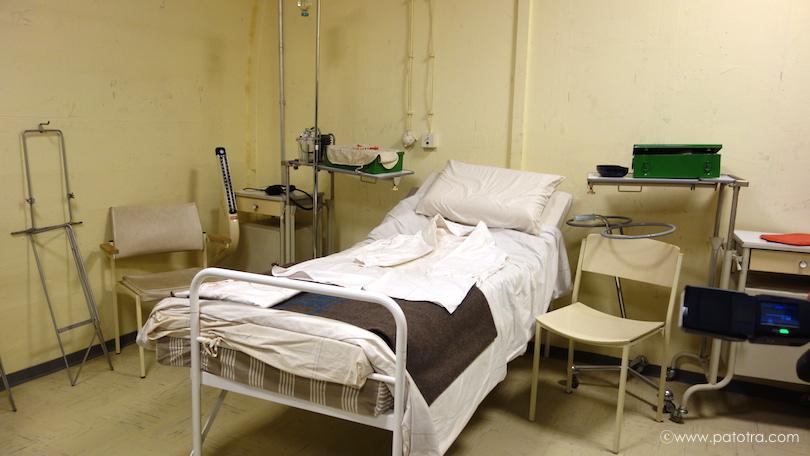 KrankenstationRegierungsbunker