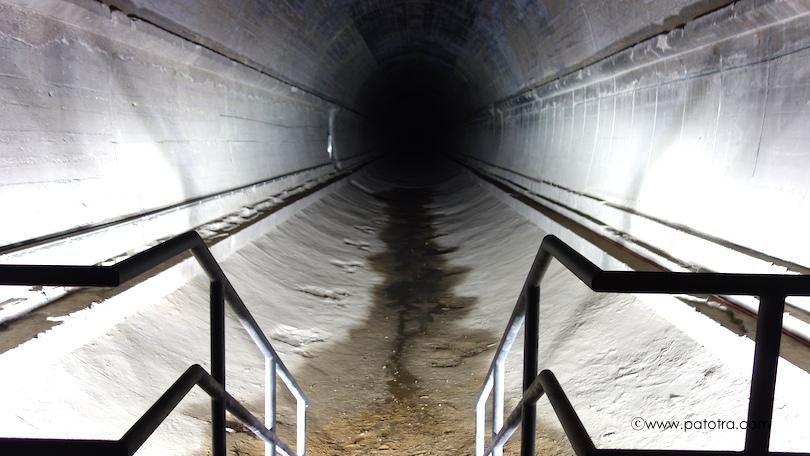 Regierungsbunker Tunnel