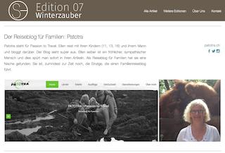 Top 10 - Beste Schweizer Reiseblogs
