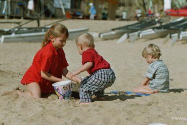 Reisen mit drei Kindern