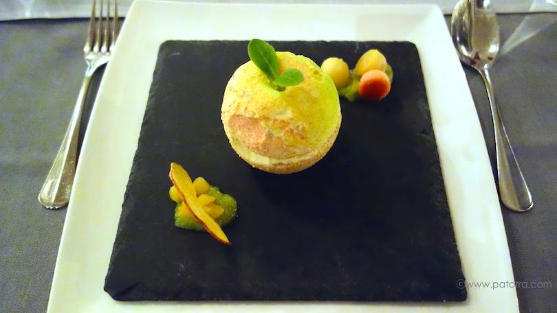 Apfelparfait