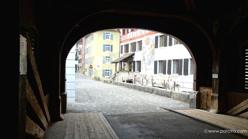 Ausblick Baden