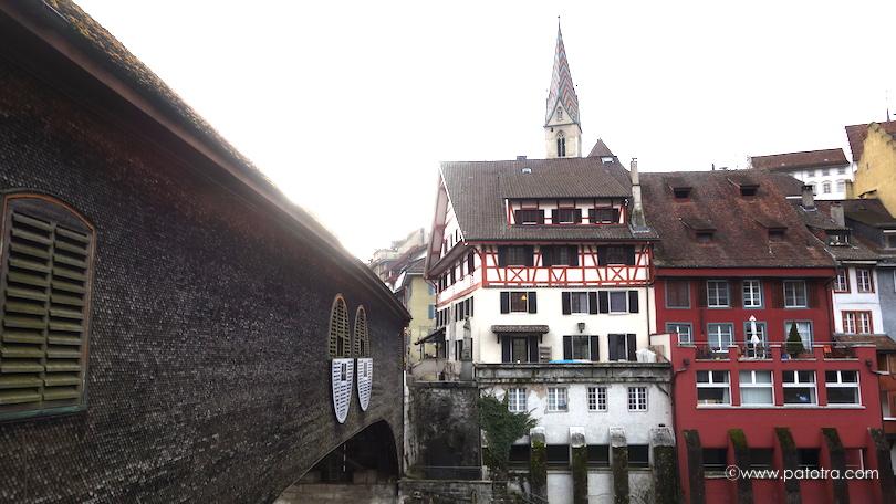 Bruecke Baden