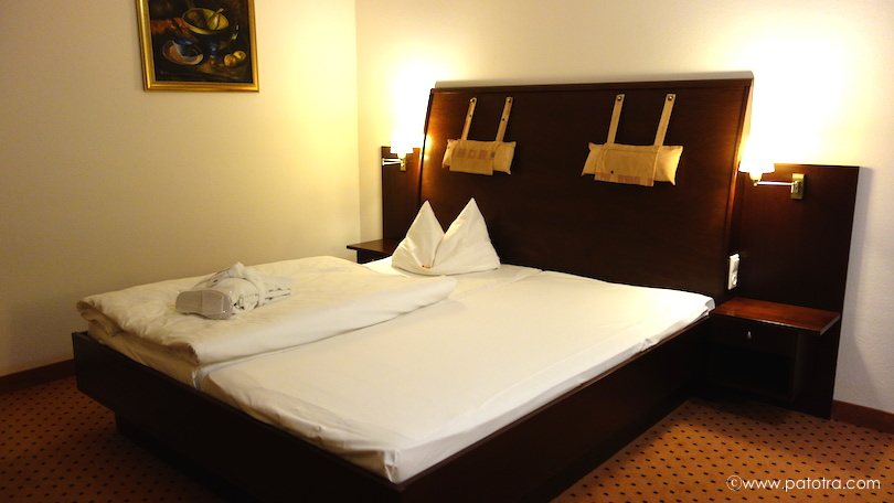 Hotel Hanseatic Bett