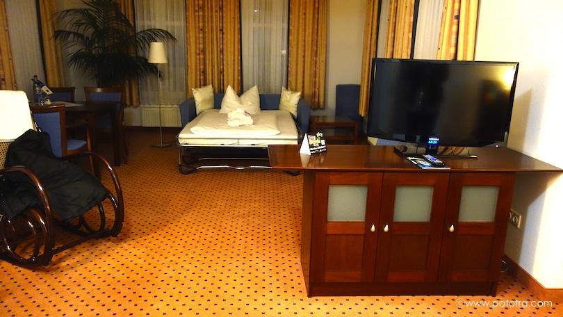 Hotel Hanseatic Zimmer