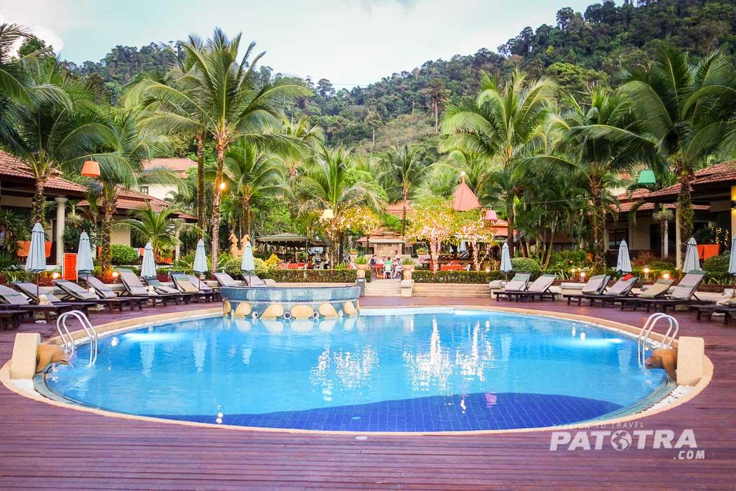Khao Lak Bayfront Pool