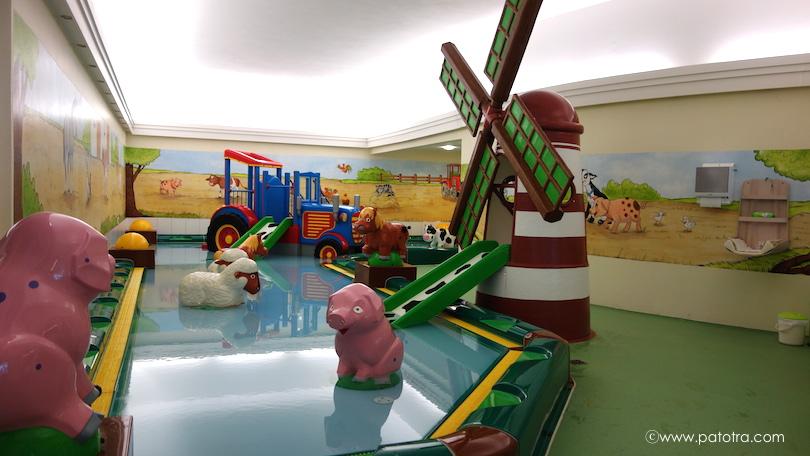 Kinderpool Hotel Oberjoch