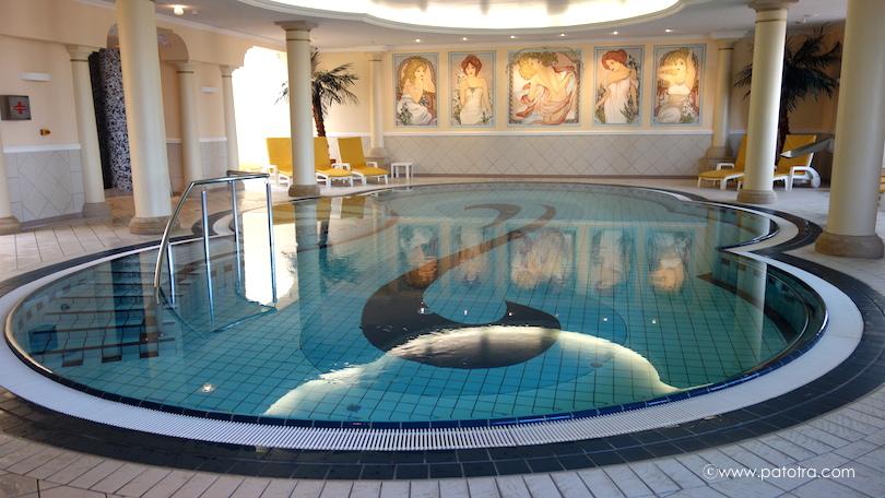 Pool Hotel Hanseatic