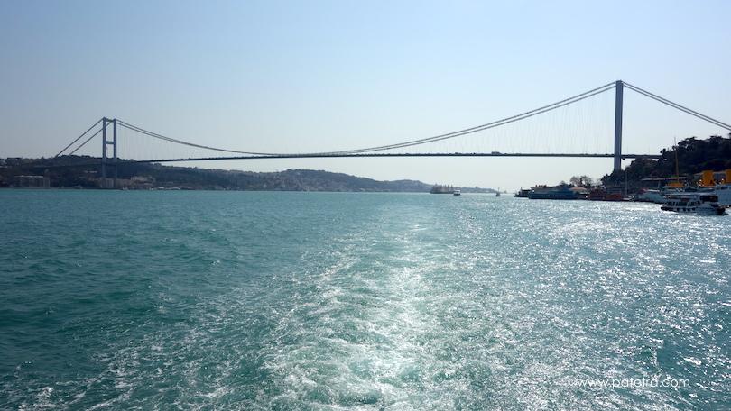 Bruecke Bosporus